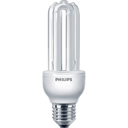 Philips Eco Kompak Stick Ampul E27 18W/827